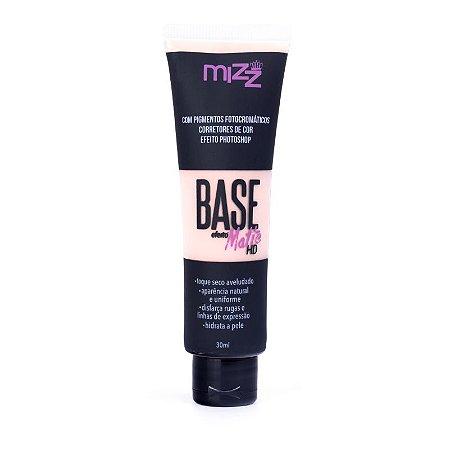 Base Líquida Matte HD Bege 01