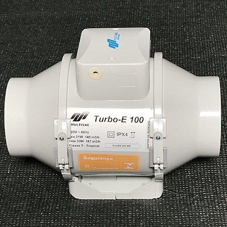 TURBO 100 - 220V - EXAUSTOR AXIAL