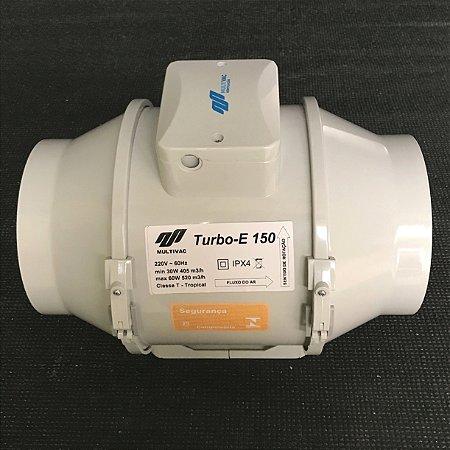 TURBO 150 - 220V - EXAUSTOR AXIAL