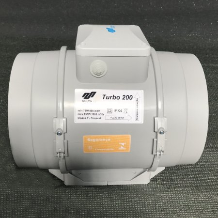 TURBO 200 - 220V - EXAUSTOR AXIAL