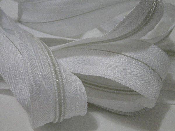 Zíper Branco