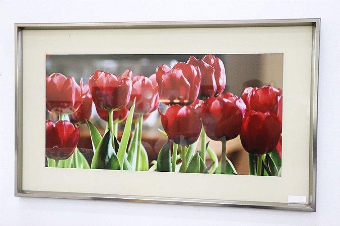 Quadro 10 - Rosas Vermelhas