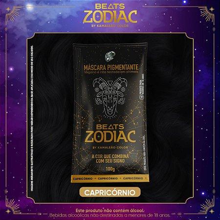 Máscara Pigmentante - Beats Zodiac by Kamaleão Color - Capricórnio 100g