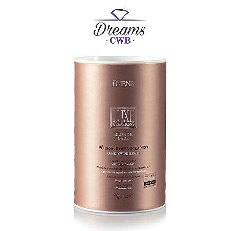 Pó Descolorante Amend Luxe Creations Blonde Care - 300g