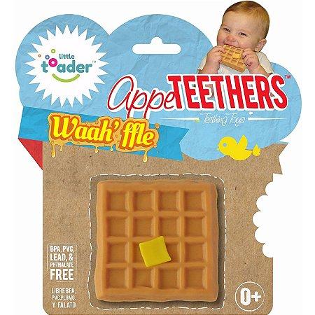 Mordedor Divertido Appe Teethers - Waffle