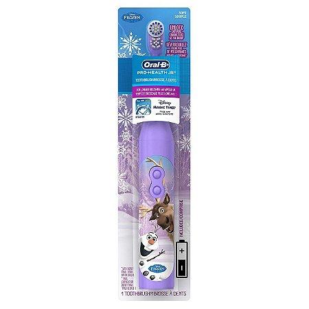 Escova Elétrica Oral B Frozen - Olaf