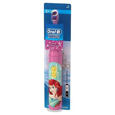 Escova Elétrica Oral B Disney Princesas - Ariel