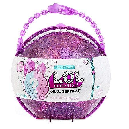 Boneca LOL Surprise Pearl Surprise Purple