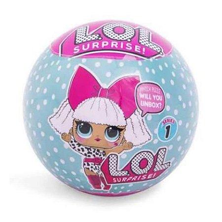 Boneca LOL Surprise Sphere Puzzle