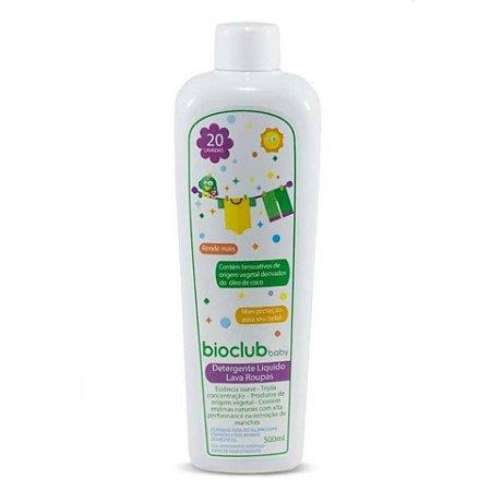 Detergente Orgânico Lava Roupas Infantil Bioclub Baby
