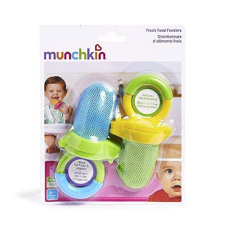 Redinha de Alimentação Azul e Verde Munchkin