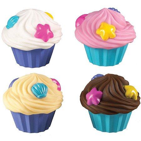 Brinquedo para Banho Cupcake Munchkin