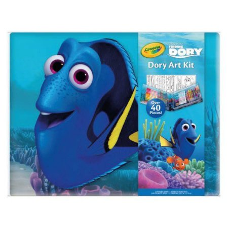 Dory Art Kit - Crayola