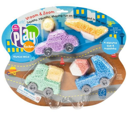 Playfoam Carro Massinha para Modelar Tipo Espuma - Crayola