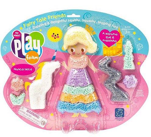 Playfoam Princesa Massinha para Modelar Tipo Espuma - Crayola