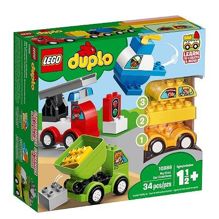 Lego Duplo First Cars - Lego