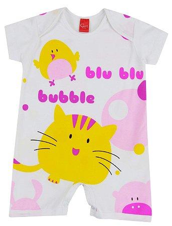 Macacão Bubble - Get Baby