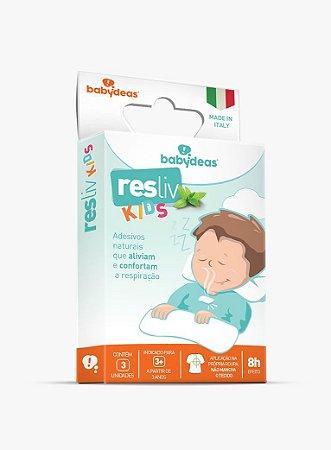 Resliv Kids Adesivo Descongestionante - Babydeas