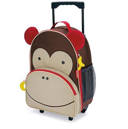 Mala Infantil com Rodinha de Macaco - Skip Hop