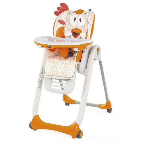 Cadeira de Alimentação Polly2start - Chicken - Chicco