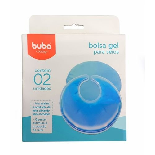 Bolsa Térmica Gel Para Seios - Buba Baby