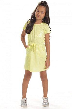 Vestido Flame Bolso Amarelo Citrine - Bugbee