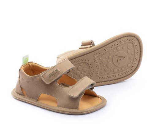 Sandália em Couro Baby Menino Dongy B.DON2S-2875 - Tip Toey Joey