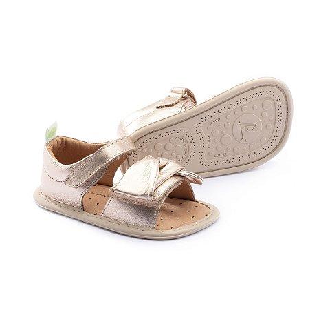 Sandália em Couro Baby Menina Swirly B.SWI1S-3792 - Tip Toey Joey