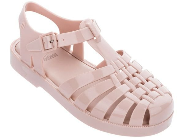 Sandália Possession Mini Rosa - Melissa