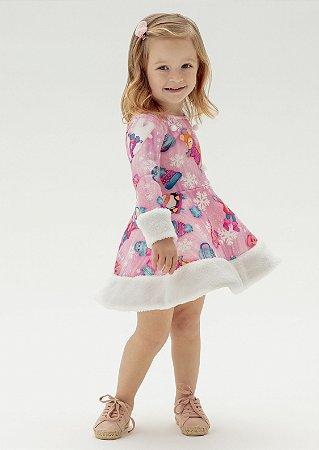 Vestido ML SKI 024 - Mon Sucré