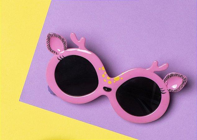 Óculos 002 Rosa Bichinho - Mon Sucré