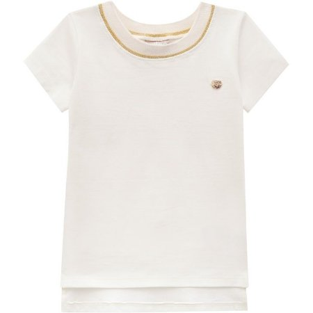 Blusa Feminina Off White - Milon