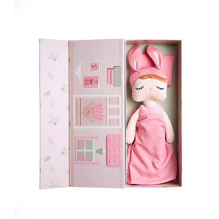 Boneca Metoo com caixa Angela Fashion - Metoo