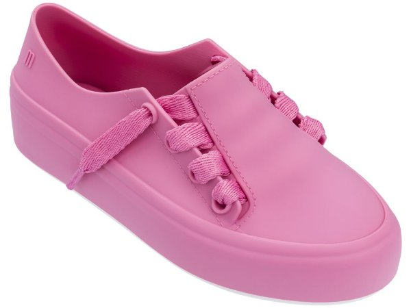 Tênis Mini Infantil Rosa Feminino Ulitsa Sneaker - Melissa