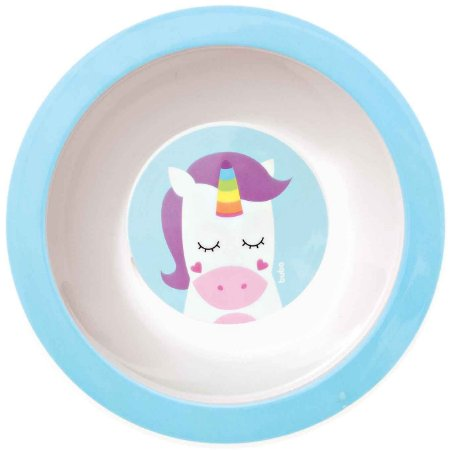 PRATINHO BOWL ANIMAL FUN - UNICORNIO