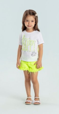 T-SHIRT VERAO 2021 COLORFULL FOR BABIES 076