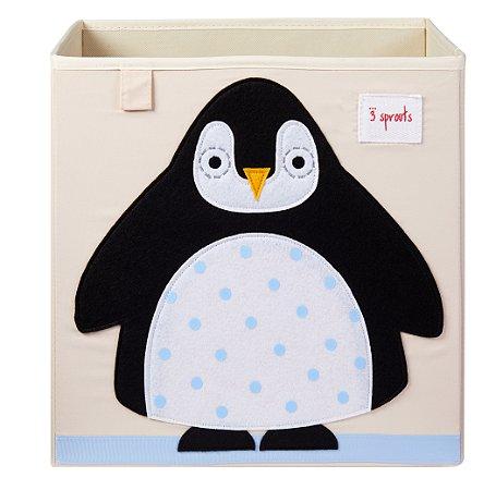 Cesto Organizador Quadrado Pinguin - Ean 812895001082 _ 3 SPR