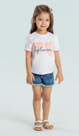 T-SHIRT VERAO 2021 COLORFULL FOR BABIES 080