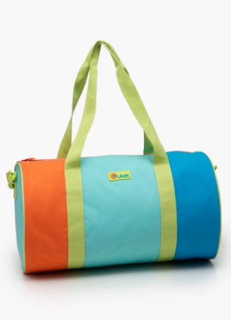 BOLSA COLOR BLOCK BOYS VERDE UN 7891276820415