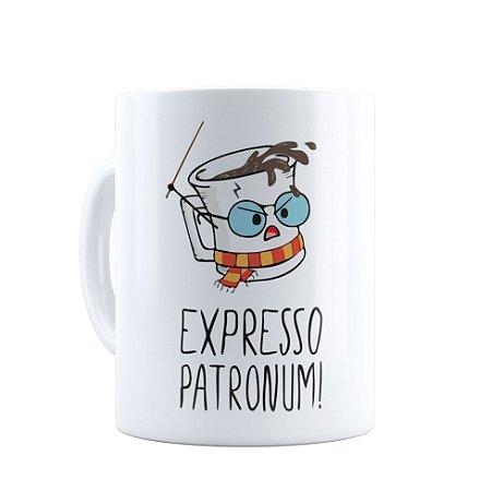 Caneca Harry Potter - Expresso Patronum!