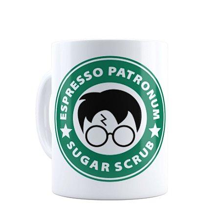 Caneca Harry Potter - Starbuck Patronum!