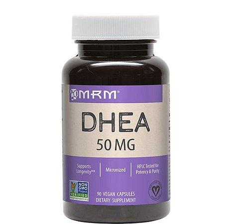DHEA 50 MG - MRM ( 90 cápsulas )