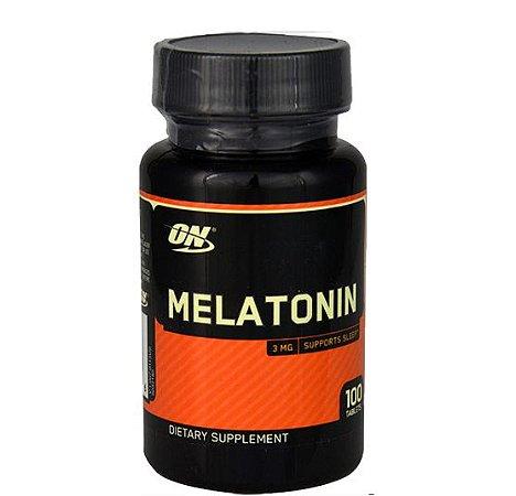 Melatonina 3 mg - 100 tabs On
