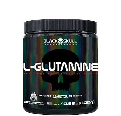 Glutamina 300gr - Blackskull