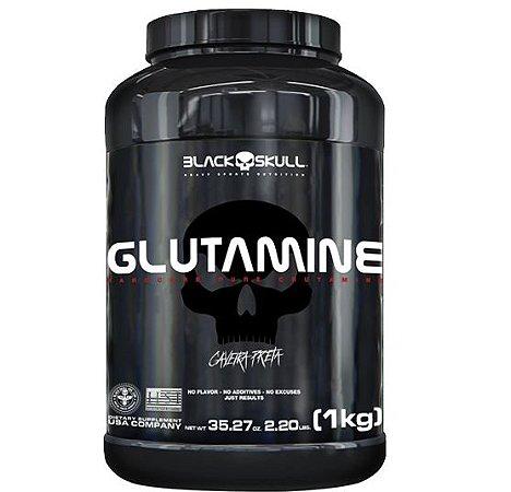 Glutamina 1kg - Blackskull
