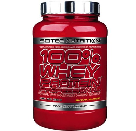100% Whey Protein Professional - Scitec Nutrition 920g