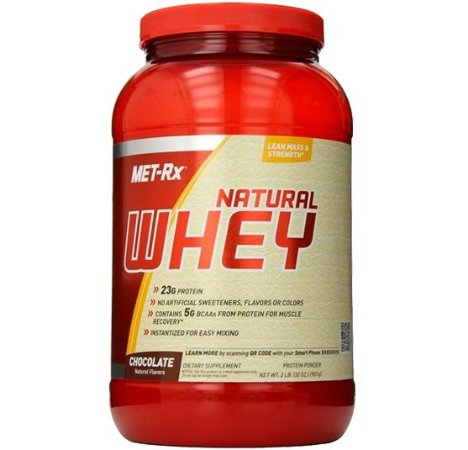 Natural Whey Met-RX 907g