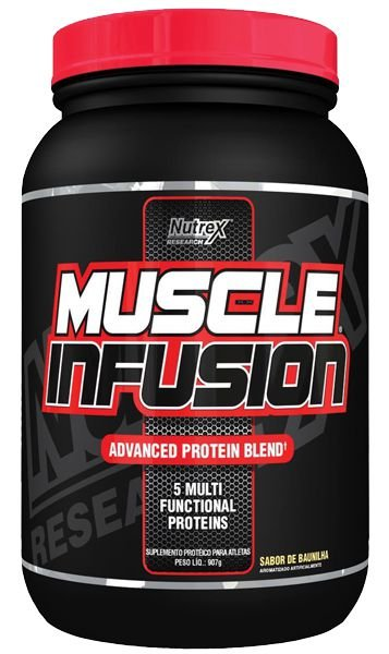 Whey Protein Muscle Infusion 907g - Nutrex