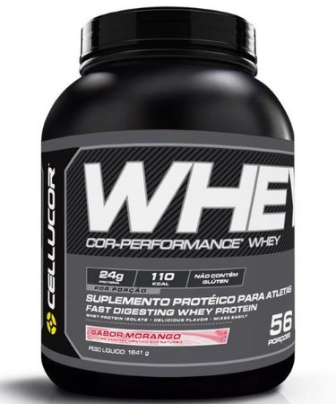 Whey Cor Performance 4lbs - Cellucor