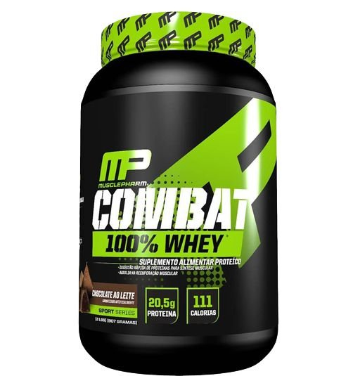 Combat 100% Whey 907 g - Muscle Pharm